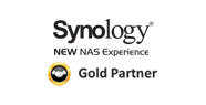 Synology Logo Gold Partner
