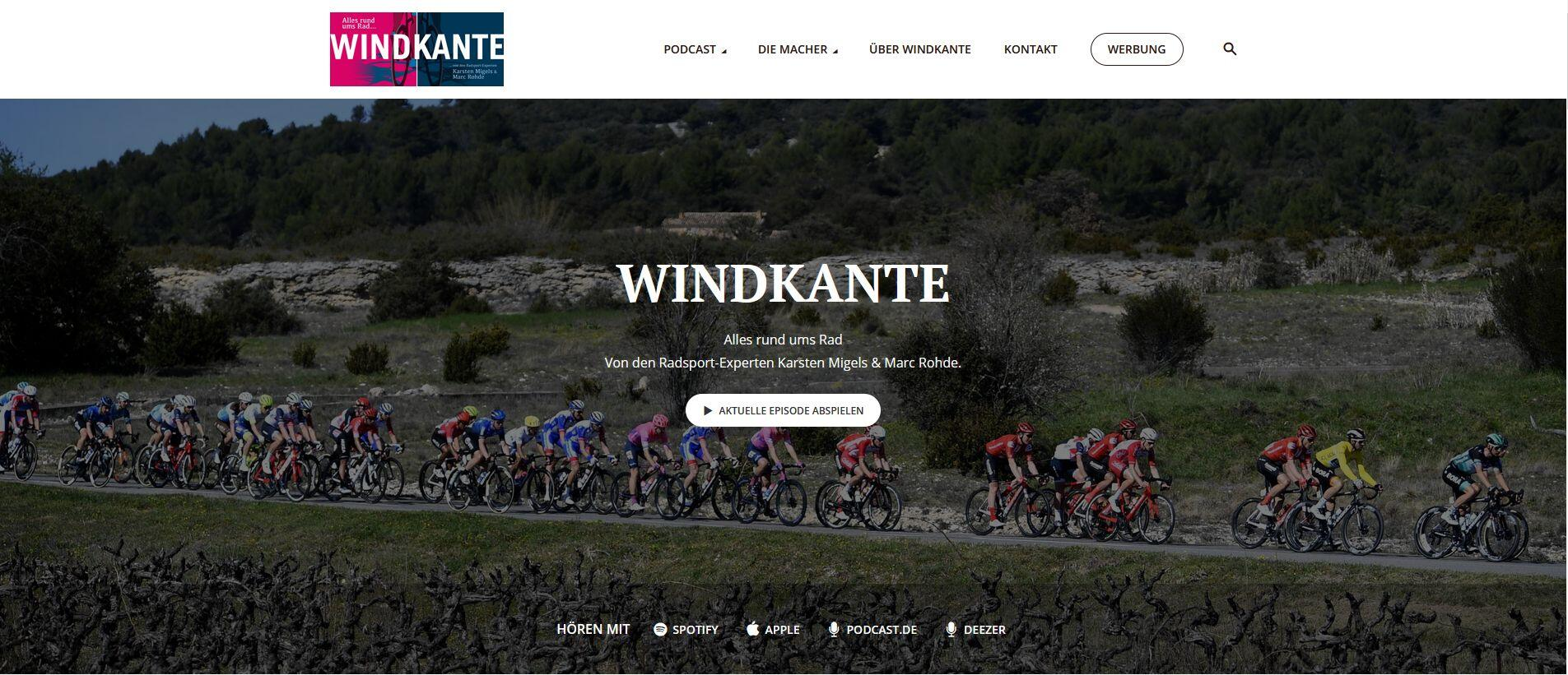 Referenz Windkante Podcast