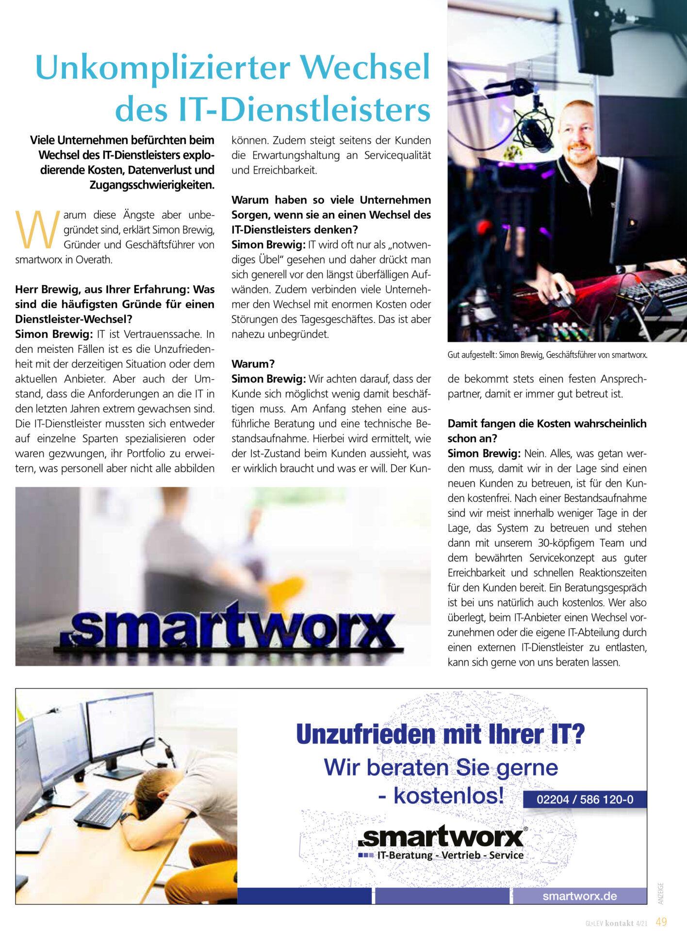 Unkomplizierter Wechsel des IT-Dienstleisters_2