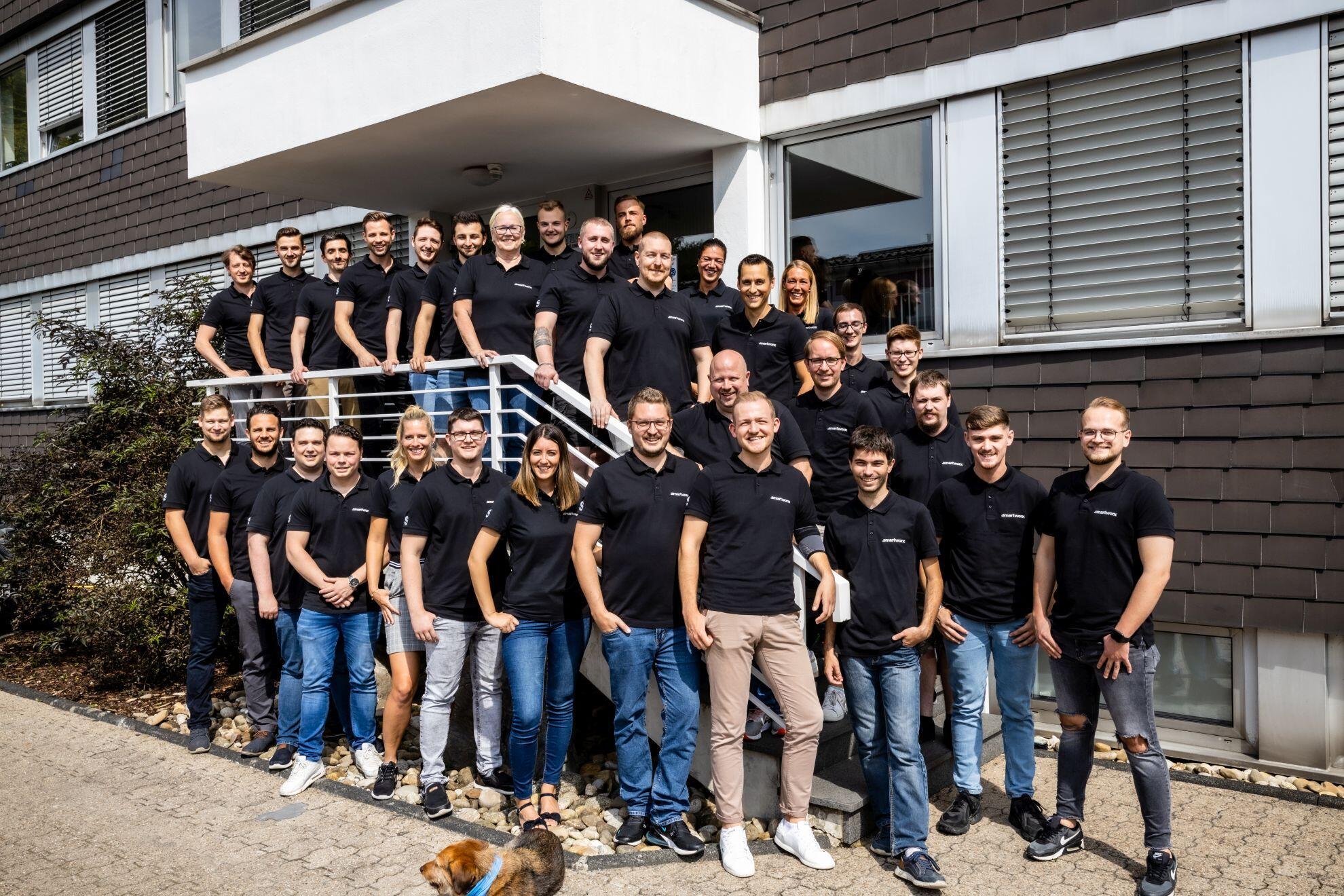 Das smartworx Team