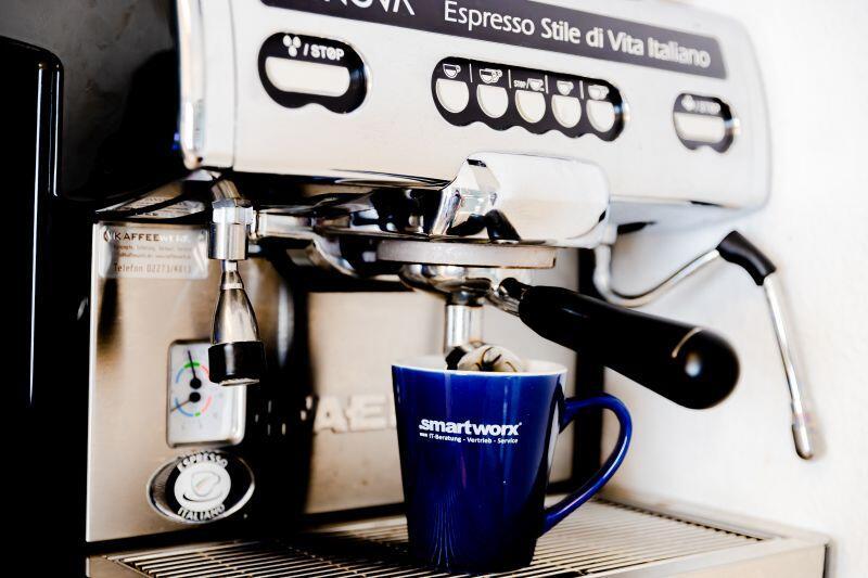 smartworx Karriere Kaffee